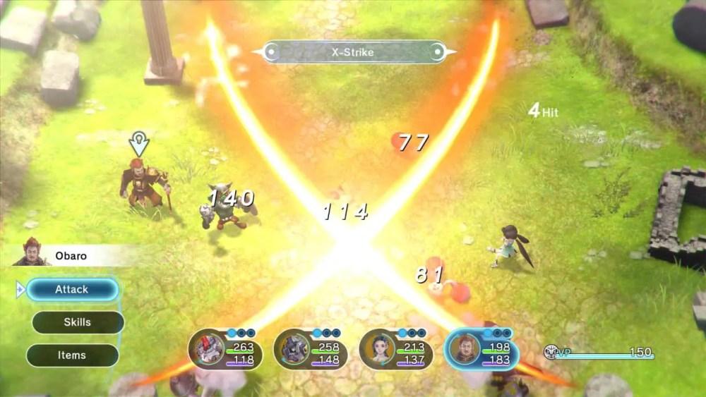 Lost Sphear Review Screenshot 2