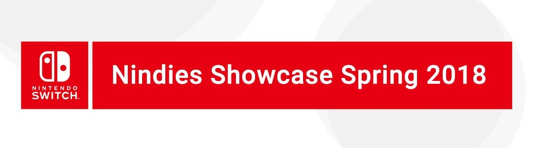 Nindies Showcase Spring 2018 Logo