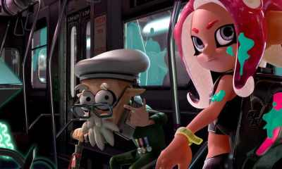 Splatoon 2 Octo Expansion Illustration