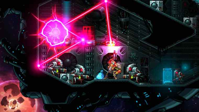 SteamWorld Heist: Ultimate Edition Review Screenshot 2