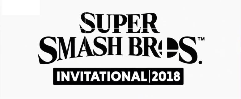 Super Smash Bros. Invitational 2018 Logo