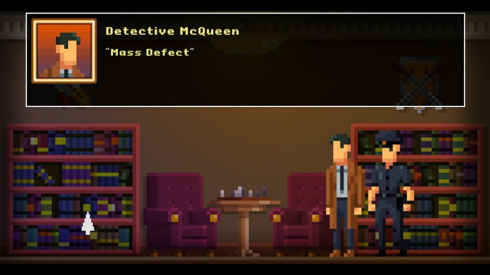 The Darkside Detective Review Screenshot 1