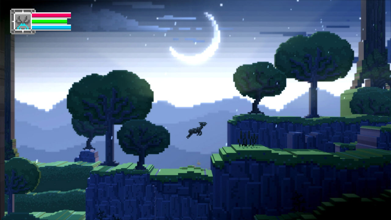 The Deer God Review Screenshot 1
