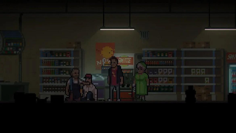 The Long Reach Review Screenshot 1