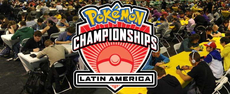 2018 Pokemon Latin American International Championships Logo