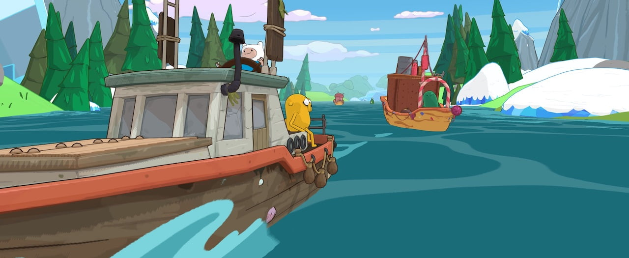 Adventure Time: Pirates Of The Enchiridion Sets Sail For Nintendo