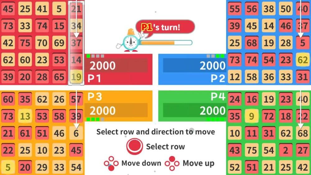Bingo For Nintendo Switch Review Screenshot 1