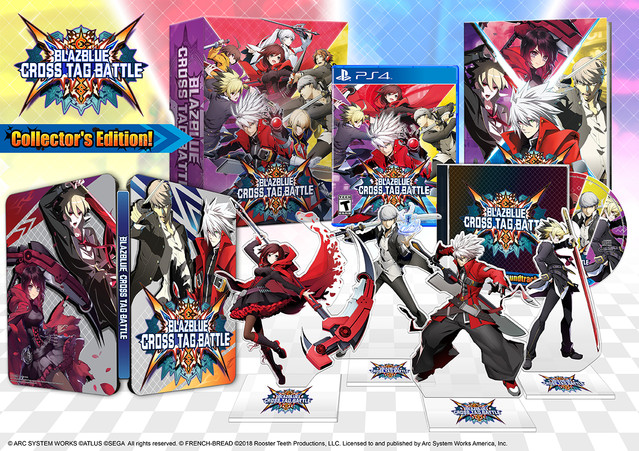 BlazBlue Cross Tag Battle Collector's Edition