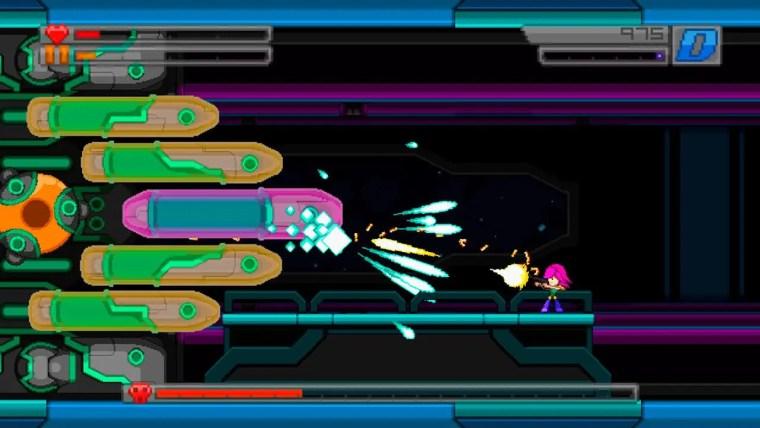 Bleed 2 Review Screenshot 1