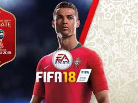 FIFA 18 World Cup Update Artwork