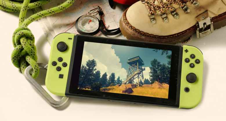 Firewatch Nintendo Switch Photo