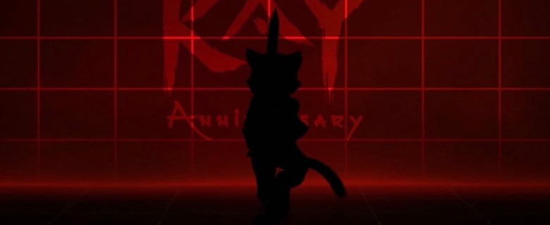 Legend of Kay Anniversary Screenshot