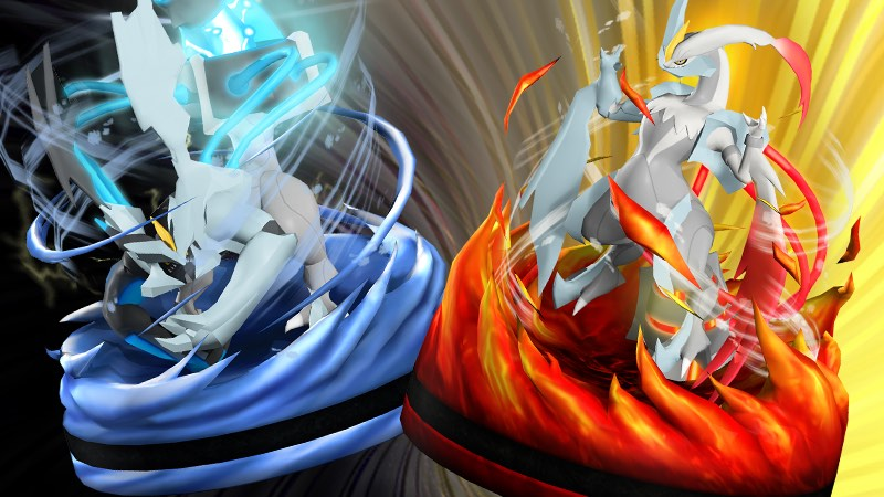 major pokémon duel update introduces kyurem form changes and more