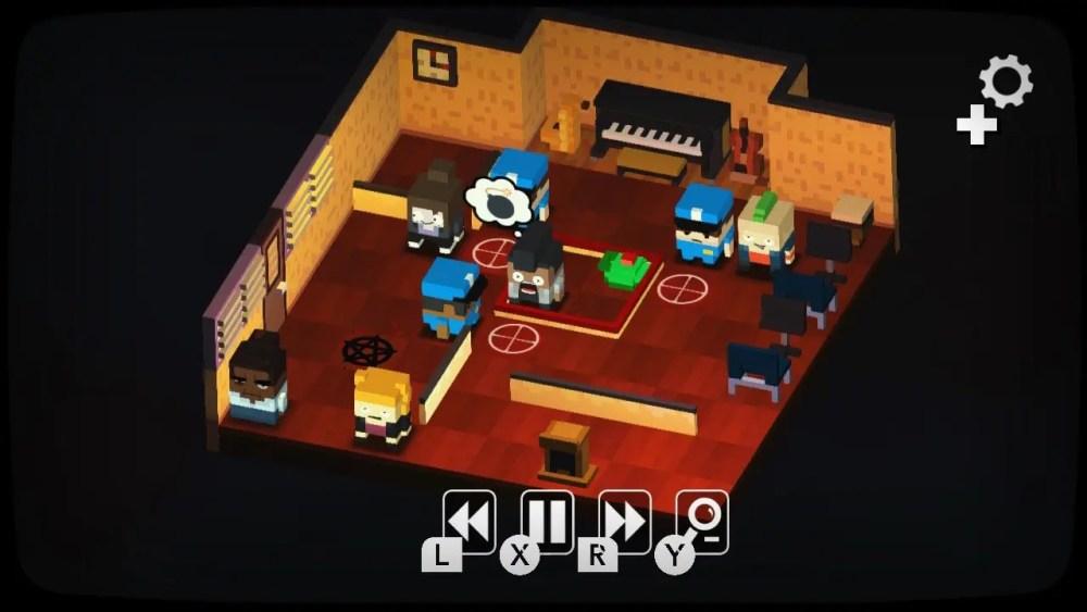 Slayaway Camp: Butcher's Cut Review Screenshot 1
