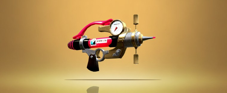 Splatoon 2 Neo Splash-o-matic