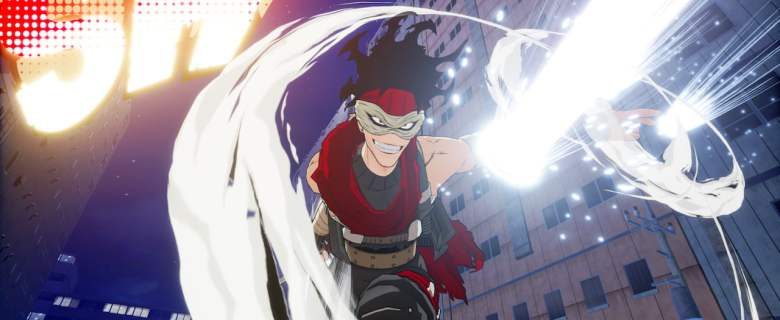 Stain My Hero Academia: One's Justice Screenshot