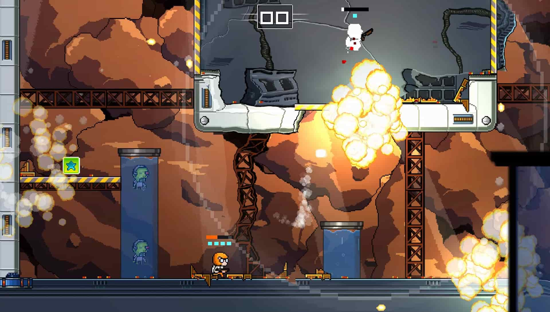 Super Rocket Shootout Review Screenshot 2