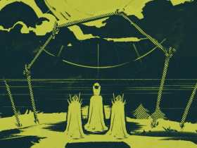 The Shrouded Isle: Sunken Sins Artwork