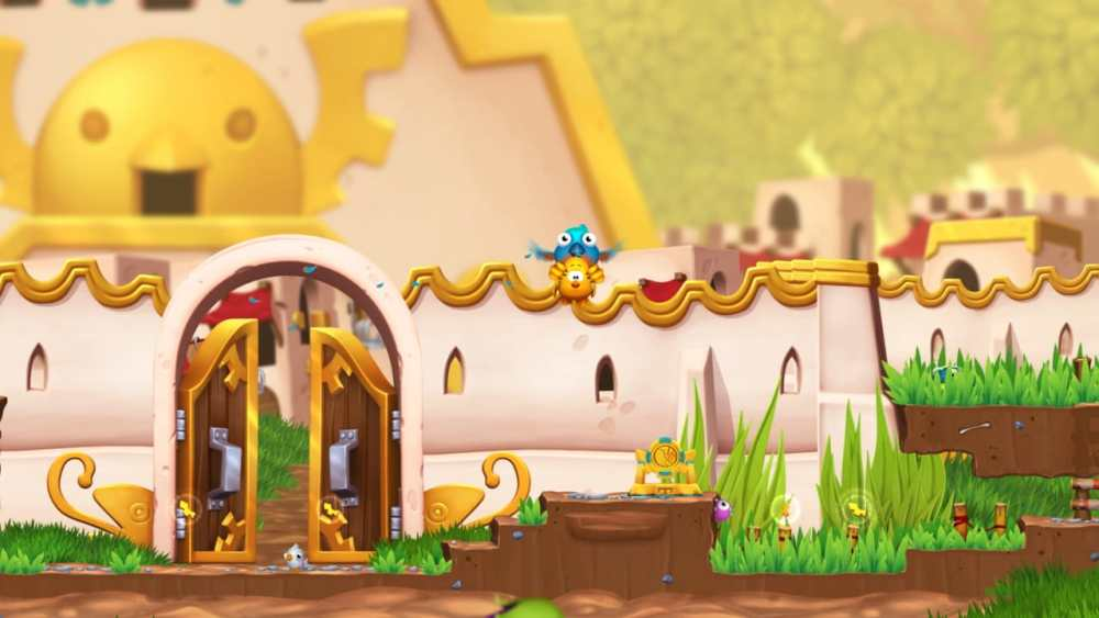Toki Tori 2+ Switch Review Screenshot 1