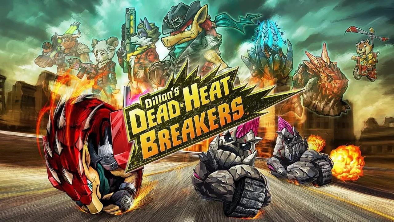 Dillon's Dead-Heat Breakers Review Header
