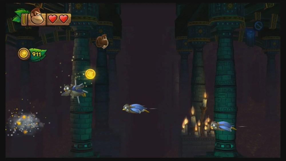 Donkey Kong Country: Tropical Freeze 2-K Bopopolis Screenshot