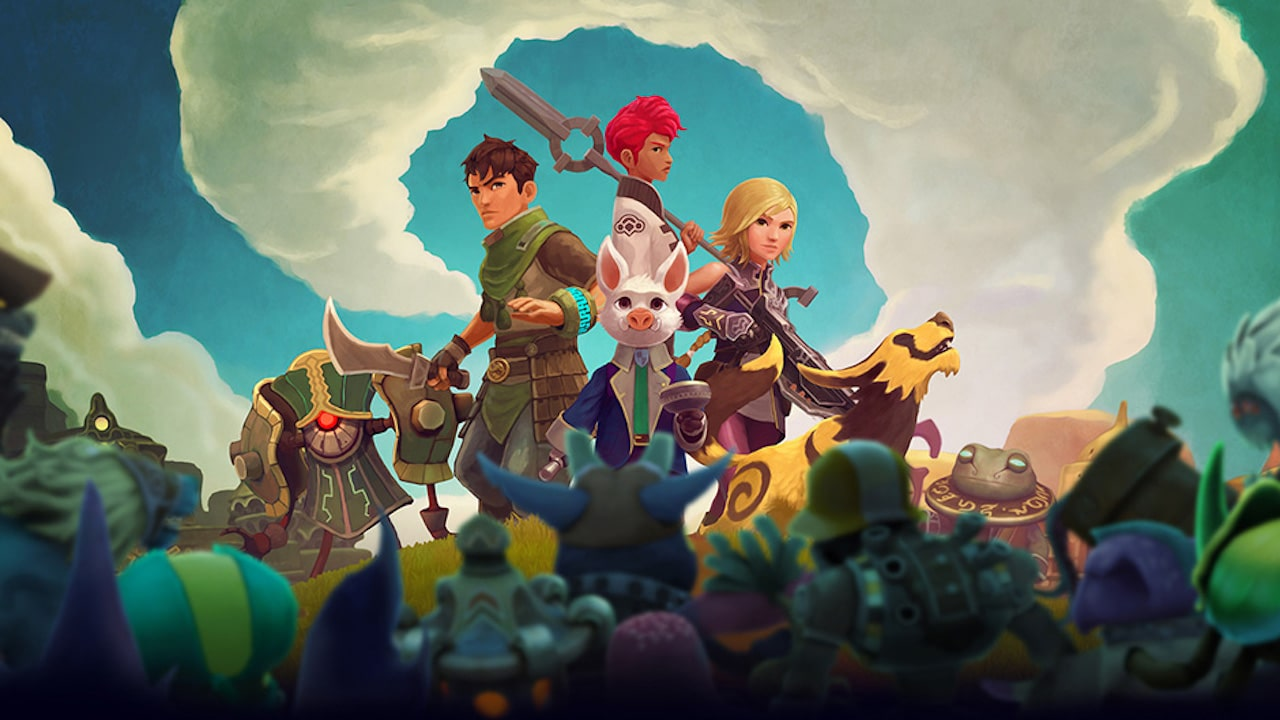 Earthlock Review Header