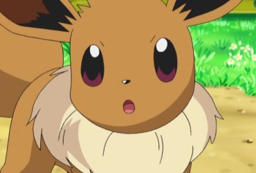 Eevee Surprised Screenshot
