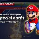 Free Mario Costume Mario Tennis Aces Screenshot