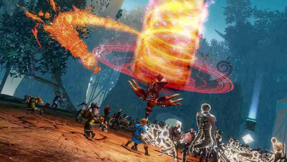 Hyrule Warriors: Definitive Edition Review Screenshot 2