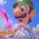 Legendary Racket Mario Tennis Aces Screenshot