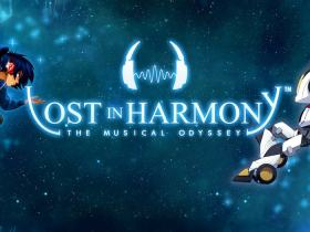 Lost In Harmony Artwork