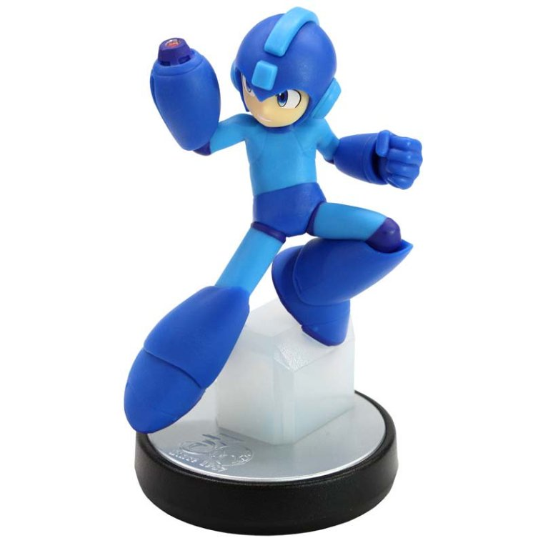 Mega Man 11 amiibo Photo 3