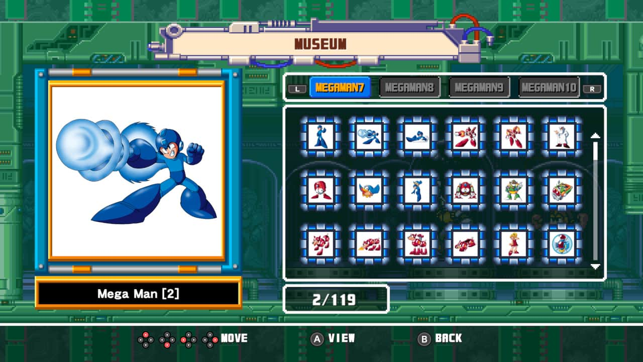 Mega Man Legacy Collection 2 Review – Switch – Nintendo Insider