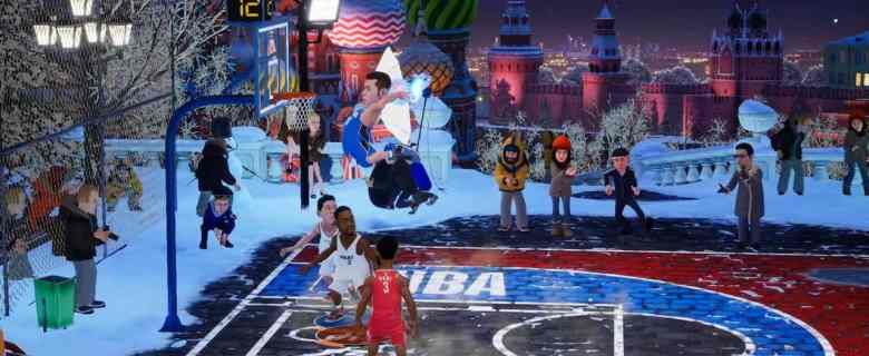 NBA Playgrounds 2 Screenshot