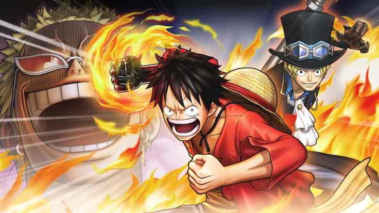 One Piece: Pirate Warriors 3 Deluxe Edition Artwork
