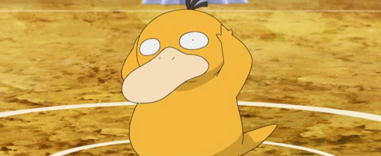Psyduck Screenshot