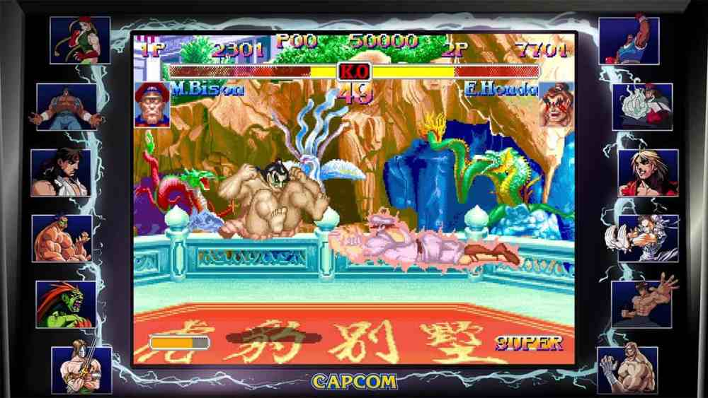 Street Fighter 30th Anniversary Collection Review Screenshot 3