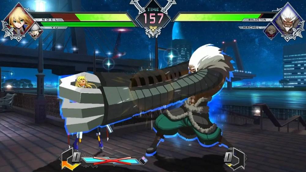 BlazBlue Cross Tag Battle Review Screenshot 3