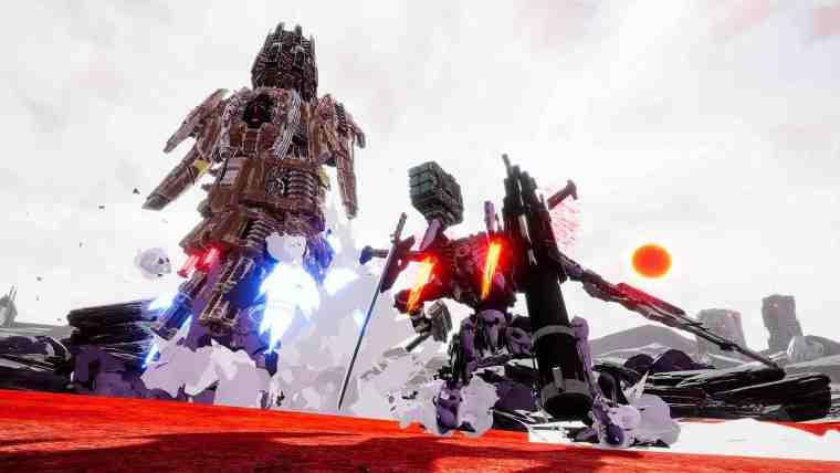 Daemon X Machina E3 2018 Screenshot 11