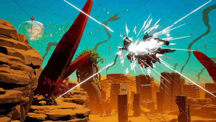 Daemon X Machina E3 2018 Screenshot 17