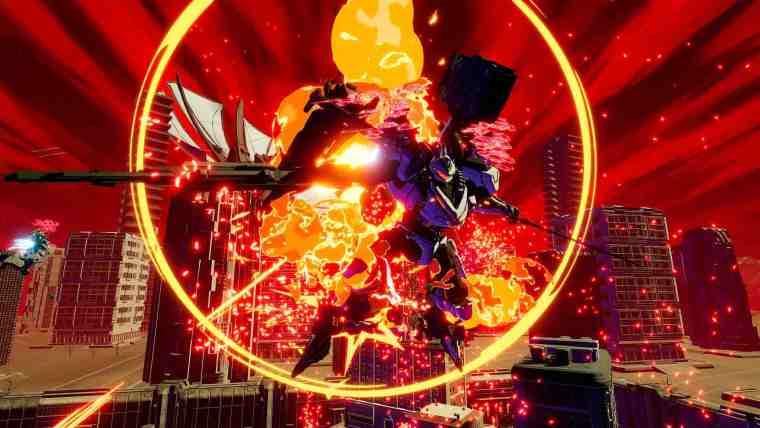 Daemon X Machina E3 2018 Screenshot 23