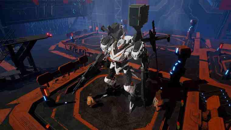 Daemon X Machina E3 2018 Screenshot 26