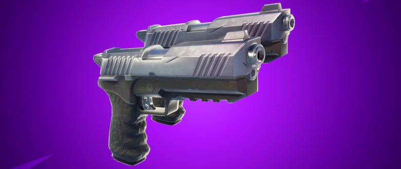 Fortnite Dual Pistols Screenshot