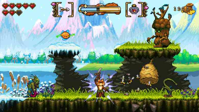 Fox N Forests Review Screenshot 1