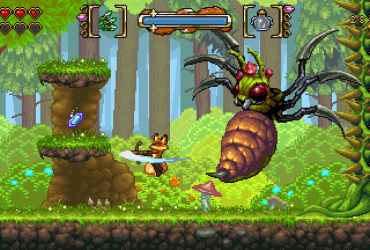 Fox N Forests Review Header