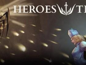 Heroes Trials Artwork
