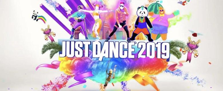 Just Dance 2019 Artwork