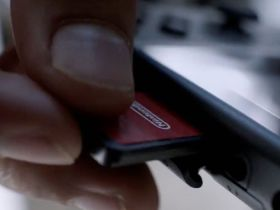 Nintendo Switch Game Card Photo