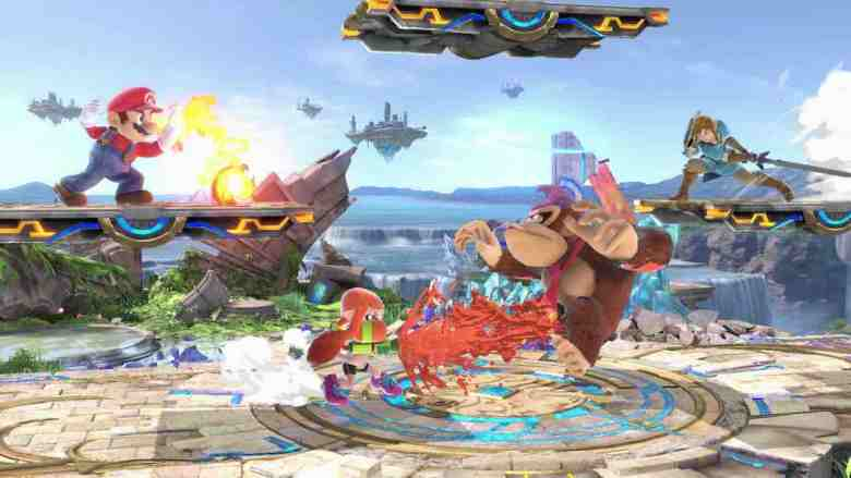 Nintendo UK VS Live Super Smash Bros. Ultimate Screenshot