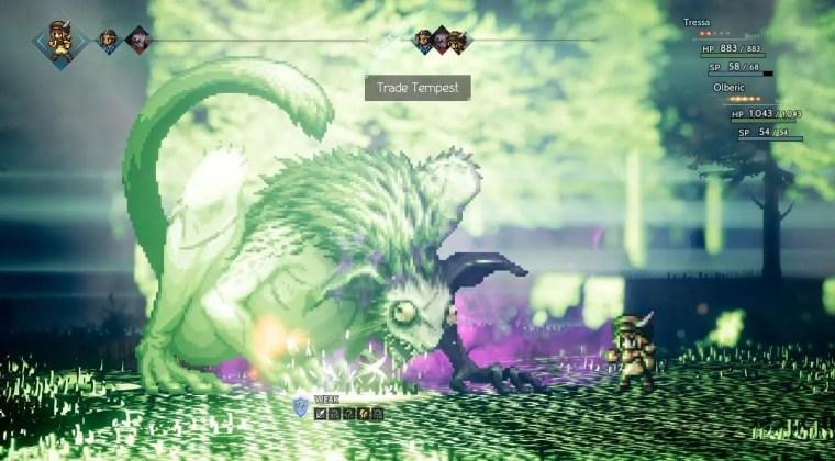 Octopath Traveler E3 2018 Screenshot 3